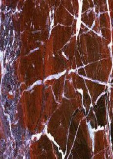 greek red marble